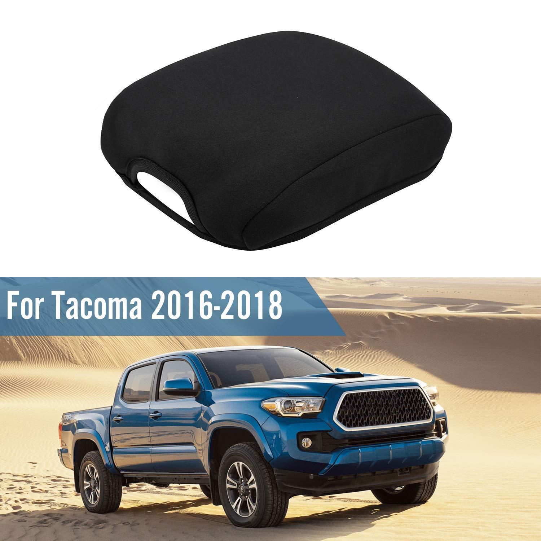 Toyota Tacoma 2016-2018, 방수 네오프렌 센터 콘솔 커버, 팔걸이 커버 용 센터 콘솔 팔걸이 커버