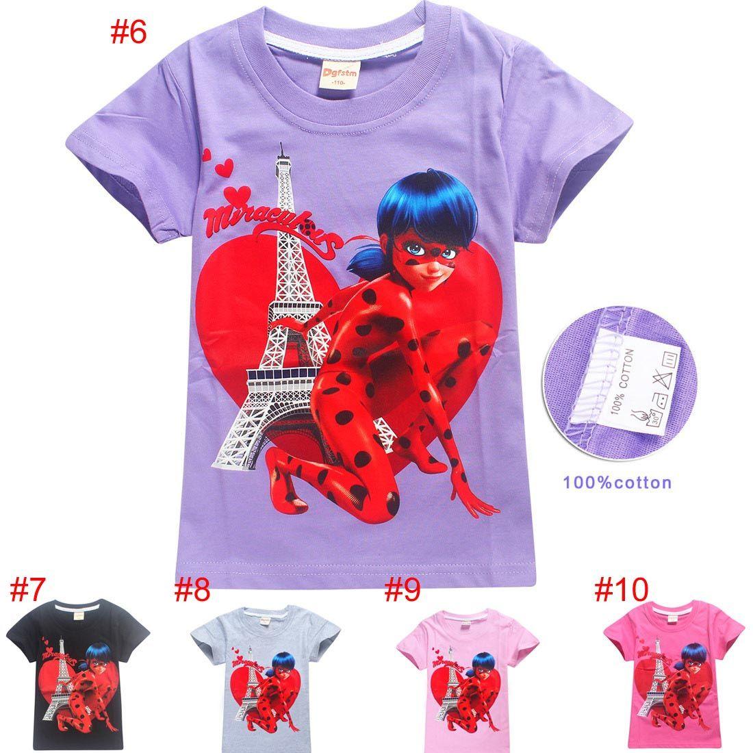 2020 Unicorn Kids Girl Teenager Clothes T Shirt Kids Roblox Design