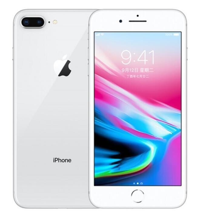 الأصلي اي فون 8 8 زائد مع بصمة البصمة 64GB / 256GB 12.0MP iOS 13 4.7 / 5.5 بوصة تستخدم الهواتف المحمولة مقفلة