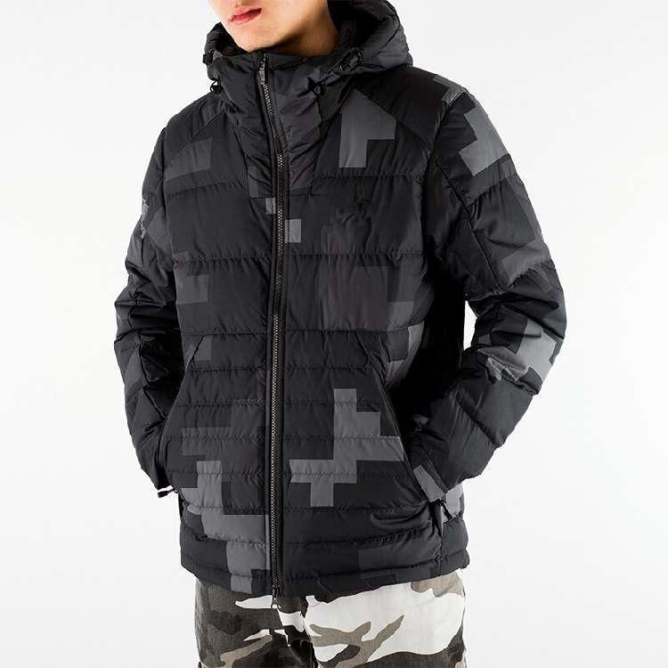 Winter doudoun Designer вниз куртка для куртки Mens пальто с Letters Pattern Горячие Марка Куртки мужские ветровки Luxury Mens Верхняя одежда L-6XL