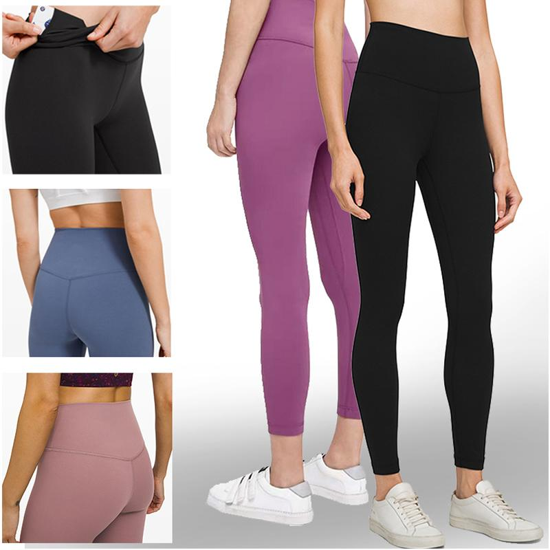 Ladies Pants Workout Pants Casual Fashion Sports Solid Retro Yoga Fitness