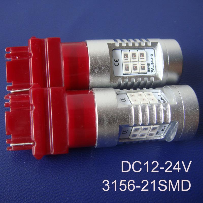 Hohe Qualität 12V 10W T25 Auto LED-Rücklicht, Rückfahrleuchte 3156, 3156 Auto Blinkerlampe, 3156 Lampe Licht freien Verschiffen 5pcs / lot