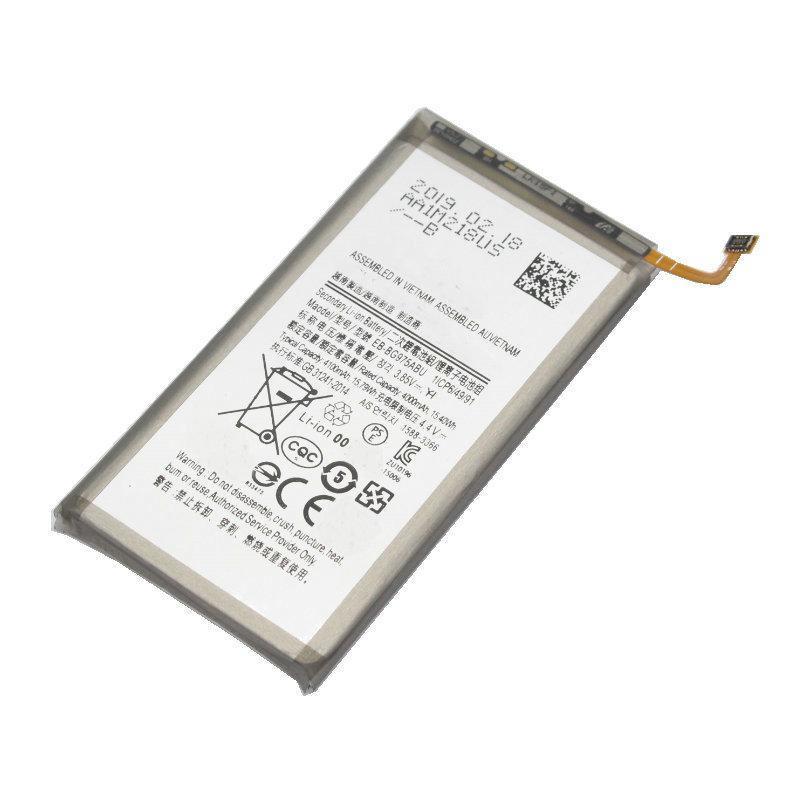 5pcs / lot 4000mAh EB-BG975ABU Ersatz-Akku für Samsung Galaxy S10 + S10 Plus-SM-G9750 G975F G975U G975W G9750 Batterien