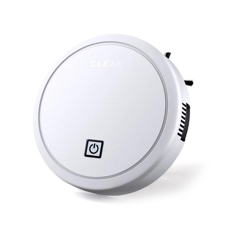 De carga USB aspirador inteligente de Lazy Robot inalámbrico Barrido Aspirador Robots de alfombras limpieza para la casa