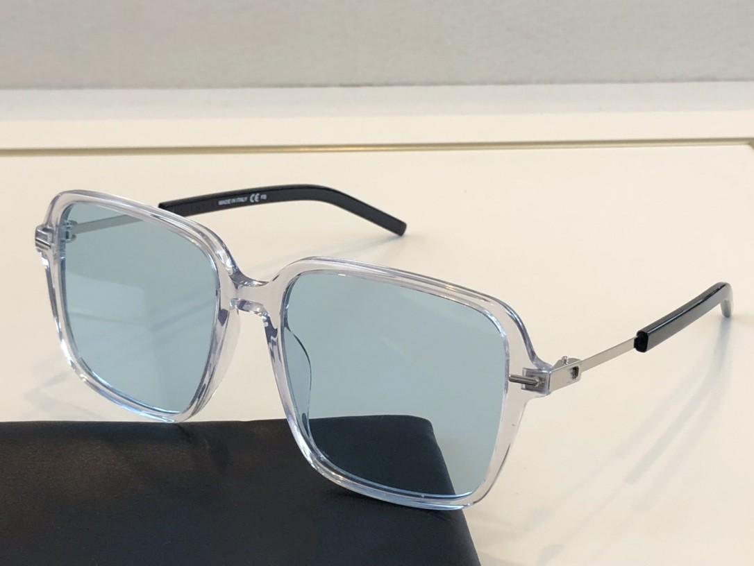 Les nouveaux hommes de mode TY03F Lunettes de protection de l'été en plein air des femmes populaires hommes simples UV400 lunettes gros avec étui