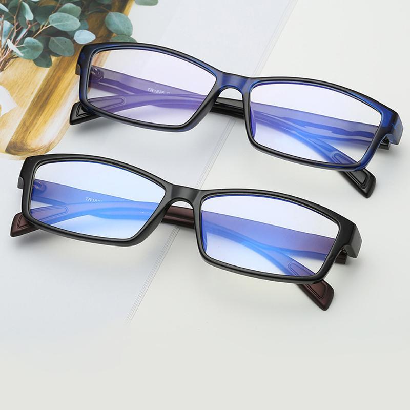 TR90 Glasses Frame Men Myopia Eye Glass 2019 Korean Screwless Optical Frames Eyewear Computer Glasses