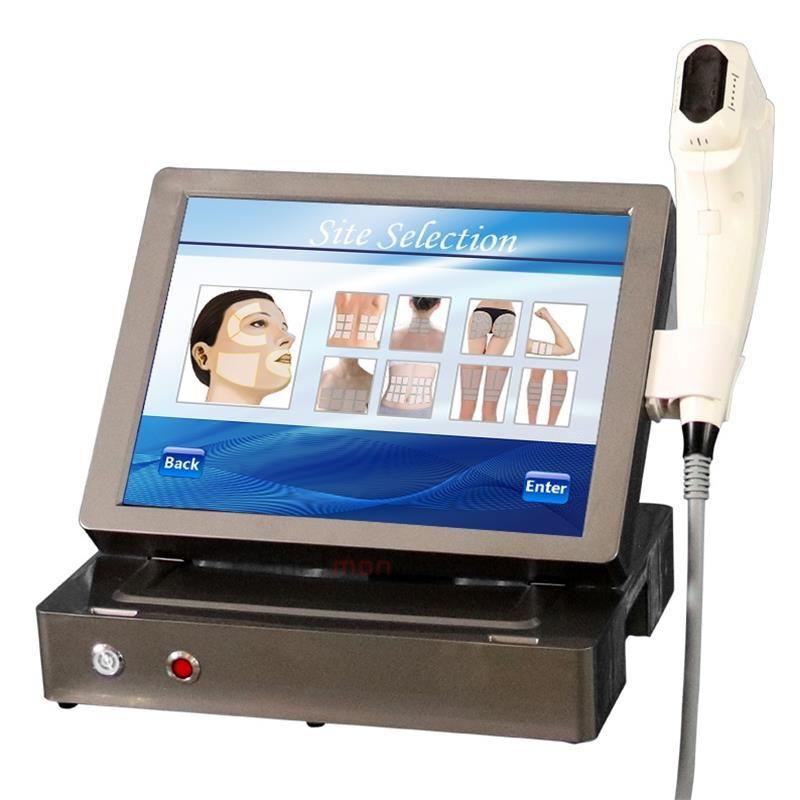 3D Hifu Machine HIFU Focused Ultrasound Wrinkle Removal Skin Tightening Facial Lift Body Slimming Portable Beauty Equipment
