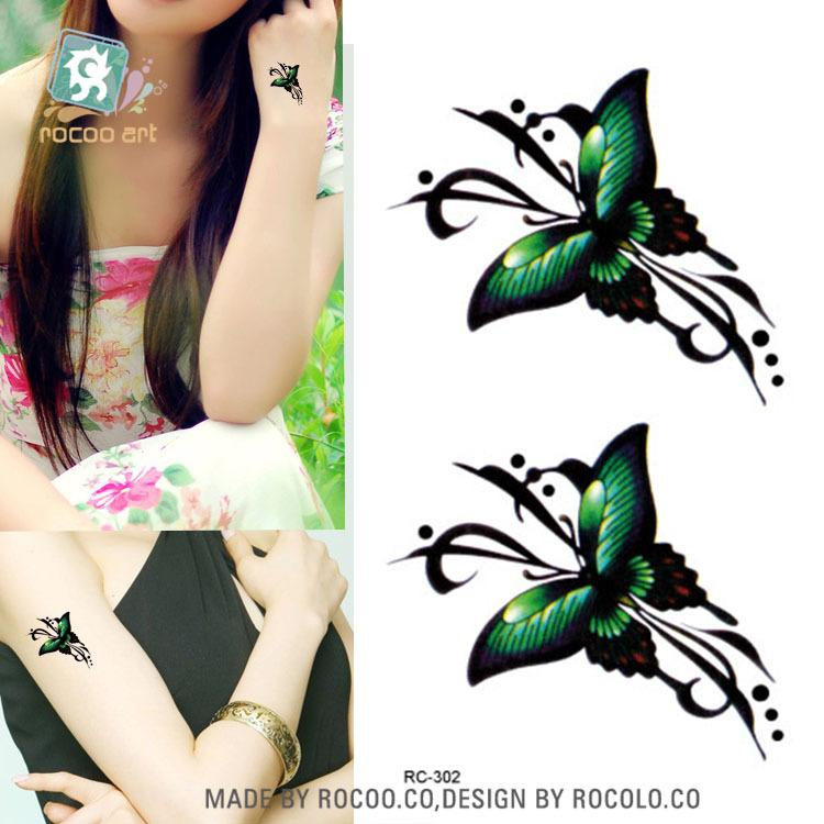 Simple Body Art Tattoos