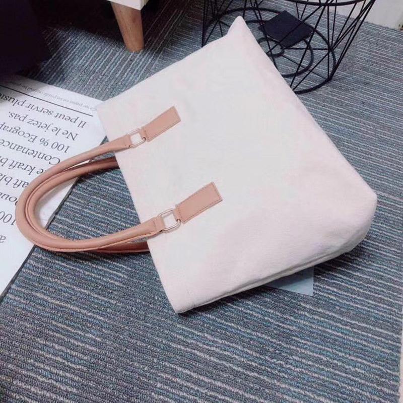 Monedero de la lona de las mujeres Jumbo Handbag Hombro Baby Tote umesg Bag Top Bags Designer Lujo Bolsas de playa Pañal Bolsos Crossbody Compras TMAIP