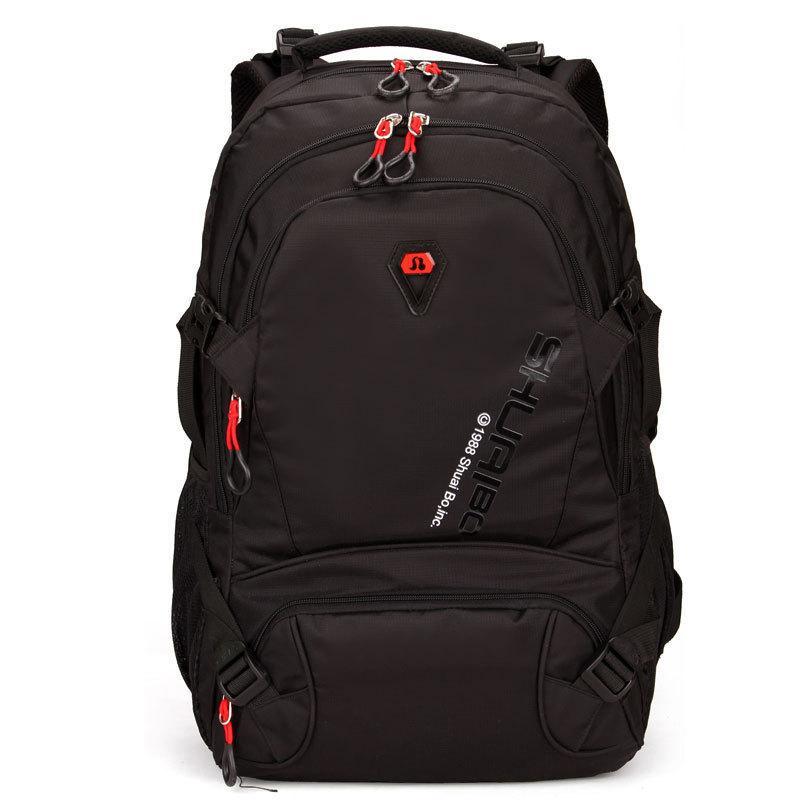 Nice2019 الكتفين على حد سواء سوف Shuaibo تسلق الجبال القدرة على ظهره السفر في الهواء الطلق حزمة الحركة وقت الفراغ طالب الكمبيوتر حقيبة