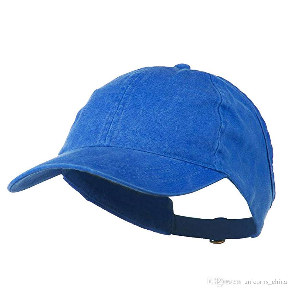 포니 테일 야구 모자 반 빈 상단 바이저 지저분한 롤빵 스냅 백 캡 천연 헤어 모자 아빠 모자 아프리카 곱슬 머리 등이없는 모자 cny1280