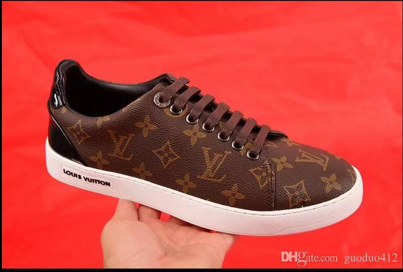 Männer Freizeitschuhe Beste Qualität Mens Fashion Sneakers Party Plattform Segeltuchschuhe Turnschuhe