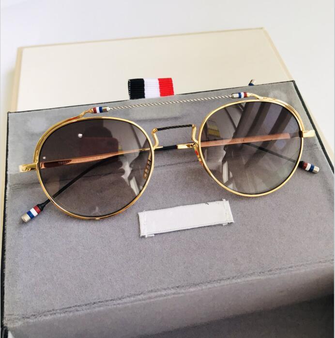 Luxo- óculos homens designer de vidros de sol mulheres de luxo designer óculos homens mens óculos de sol Óculos de sol lunettes de soleil 912