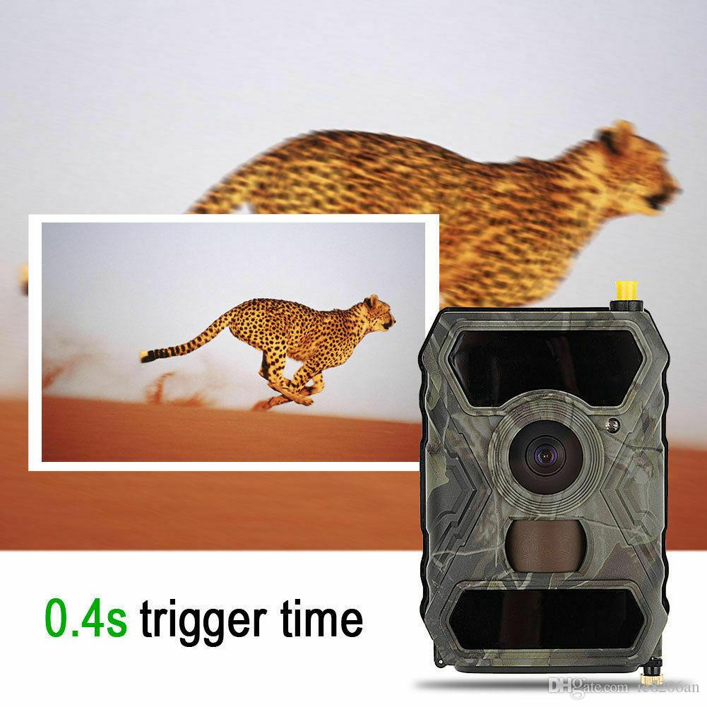 S880G 3G Scouting Wildlife Trail Hunting Camera GPRS HD 1080P IR 12MP Ghost Cam