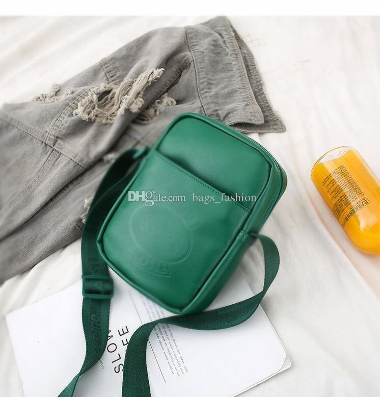 Marken-Designer Schultertasche Brusttasche Modetaschen Einzel Rucksack Taillen-Schwarz-Rot Wihte Im Lager Belt Bag Men Messenger Bags