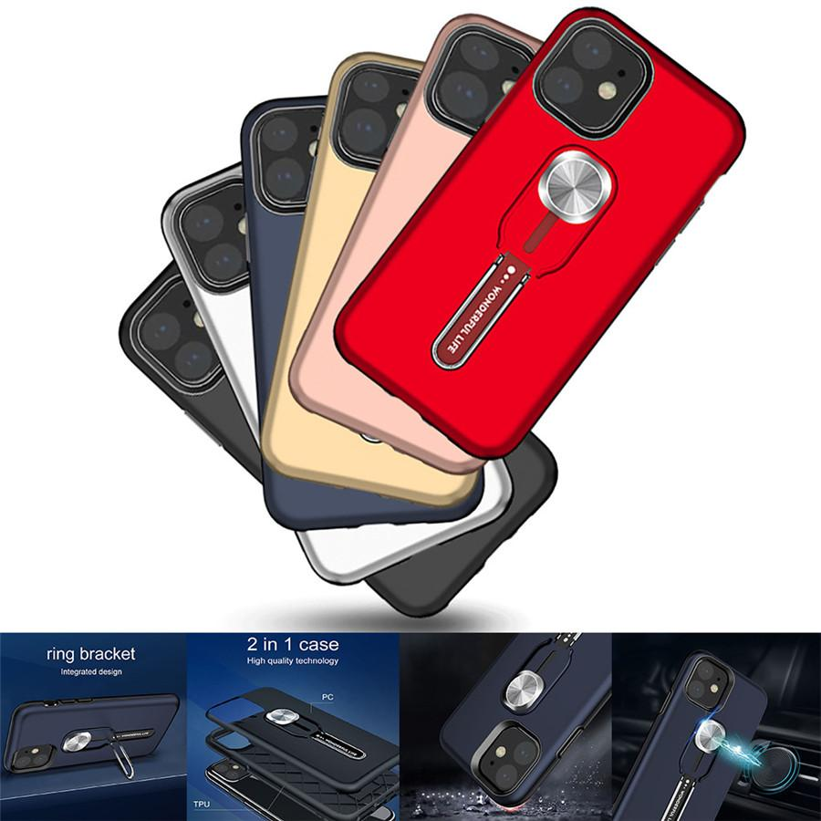 Mobile designer phone case For iphone 11 pro max case Multi-function Full Body Rugged Cases Shock Proof Drop Stand coque iphone 11 case