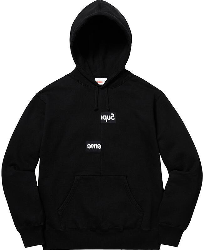 Роскошный дизайнер балахон Box логотип бренда толстовки осьминога печатных толстовка пуловеры классический цвет вышивка прилив карты фуфайки горячей WW