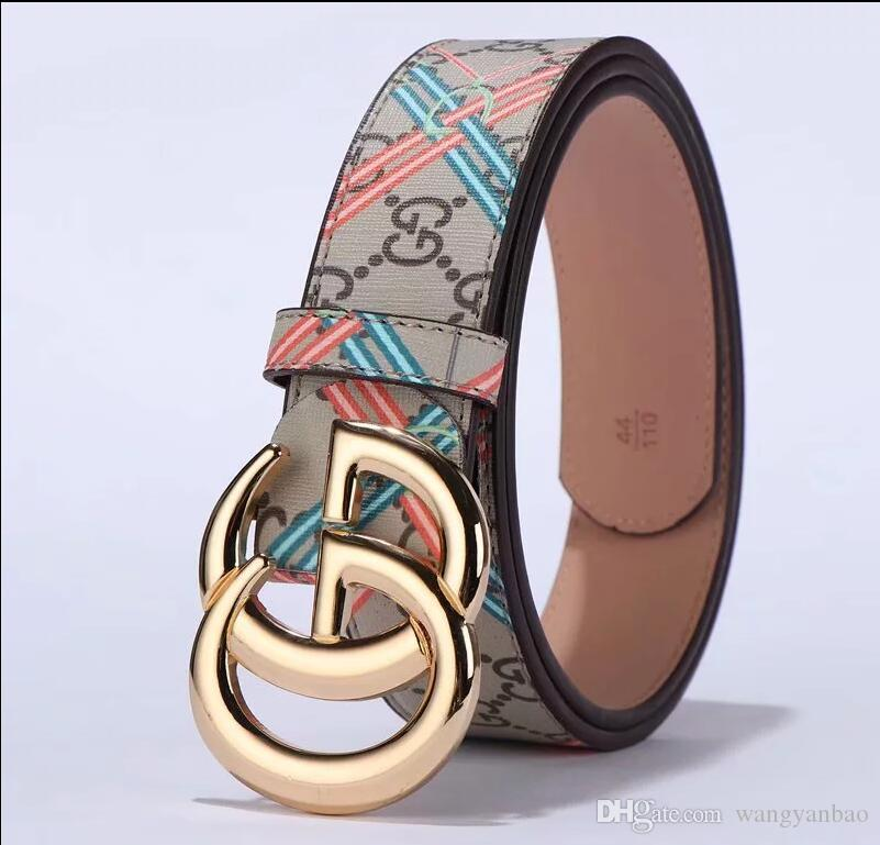 The fashion design of the new brandFashion belt men belt quality men buckle smooth suitable for jeans belt