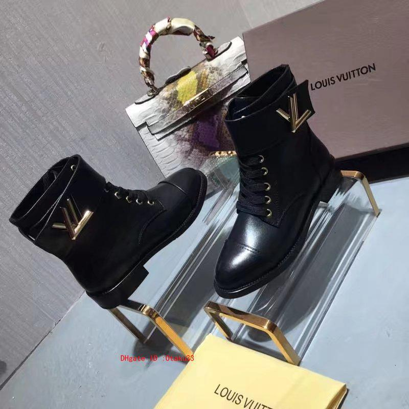 Japanned Leather Boots For Women Short
