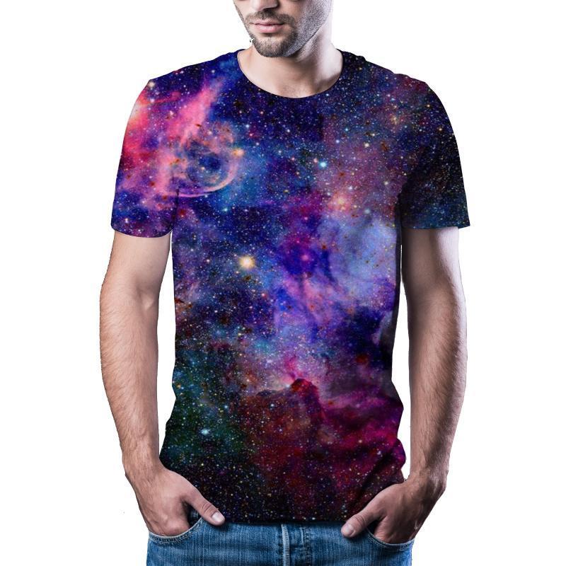 Erkek T-Shirt 2021 Test Spor Rahat Top 3D Baskı Hip Hop T-Shirt Kadın Moda Orijinal Konaklama Topxxs 6XL