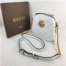 Las mujeres bolsos de hombro famoso oro de la cadena bolsas de alta calidad de cuero de lujo de Crossbody Bolsa Soho Disco del bolso de hombro del monedero de 4 colores # 352