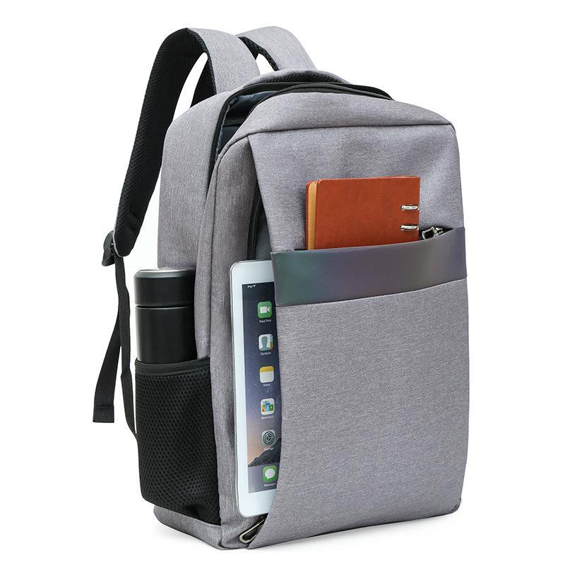 Men School Backpack Anti-theft Backpack Bag 15.6 Inch Laptop Notebook Male Waterproof Back travel Pack Backbag