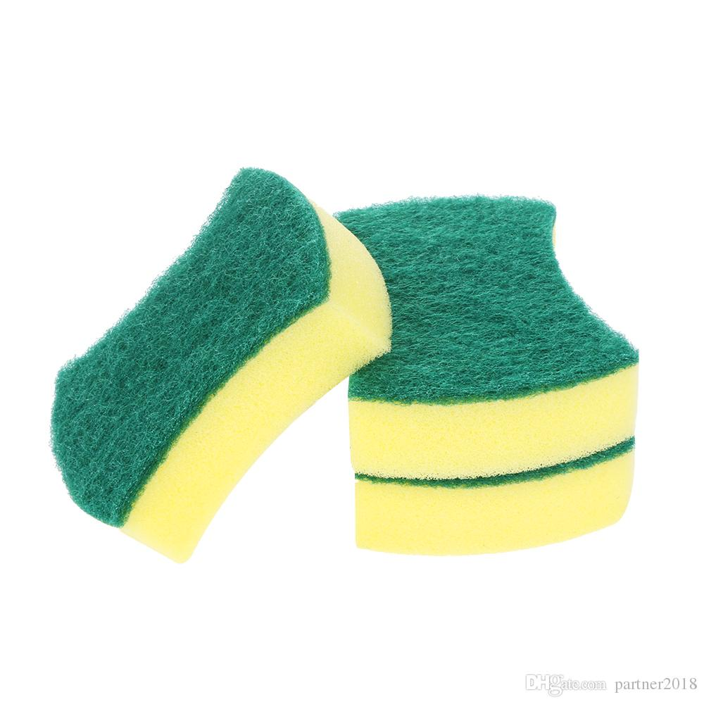 New Magic Sponge Eraser Scouring Cloth Sponges Washing Duster Wipes Clean Accessory Dish Cleaning Kitchen Tools