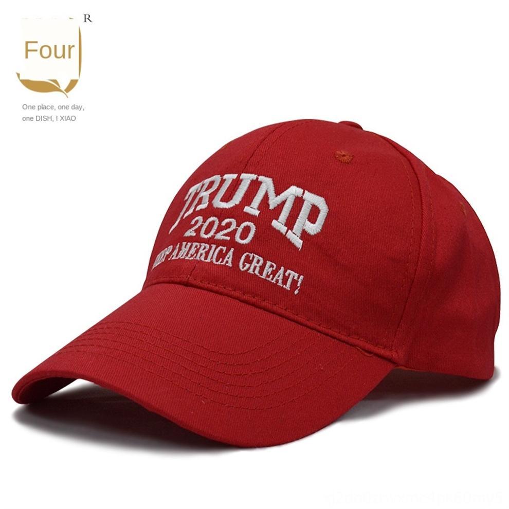 6gr6l Trump камуфляж бейсбол зонт trump 2020 hatflag hat открытый регулируемый колпачок вышитый хлопок snapback party favor