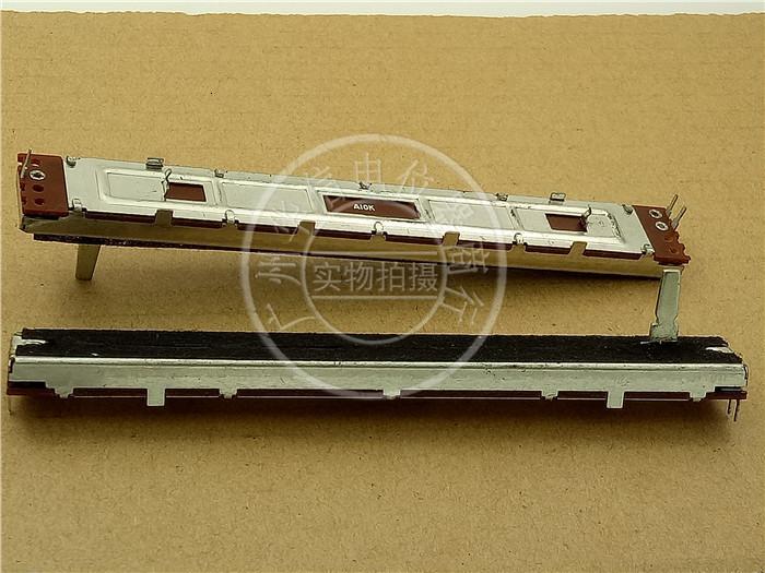 Sc-100n Sc1009n Clippers a scorrimento diretto Potenziometro Lian singolo Manico A10k Lungo 15d