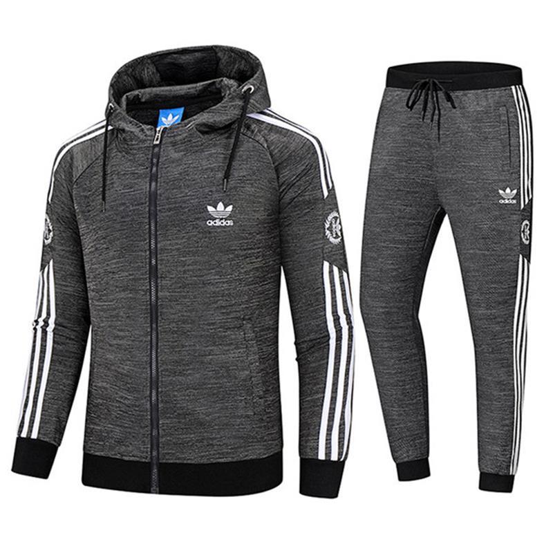 20ss Yeni Tasarımcı Erkek eşofman Bayan Çizgili Setleri Fermuar Ceket + koşucu Pantolon Artı boyutu 2033100V Moda Günlük Streetwear Suits yazdır