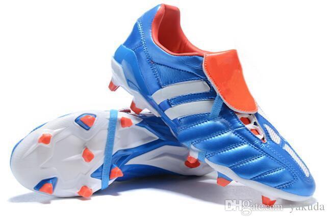المفترس هوس FG أحذية كرة القدم للبيع 2020 بيكهام كرة القدم أحذية كرة القدم أحذية كرة القدم المرابط yakuda مخزن FG العشب في الأماكن المغلقة