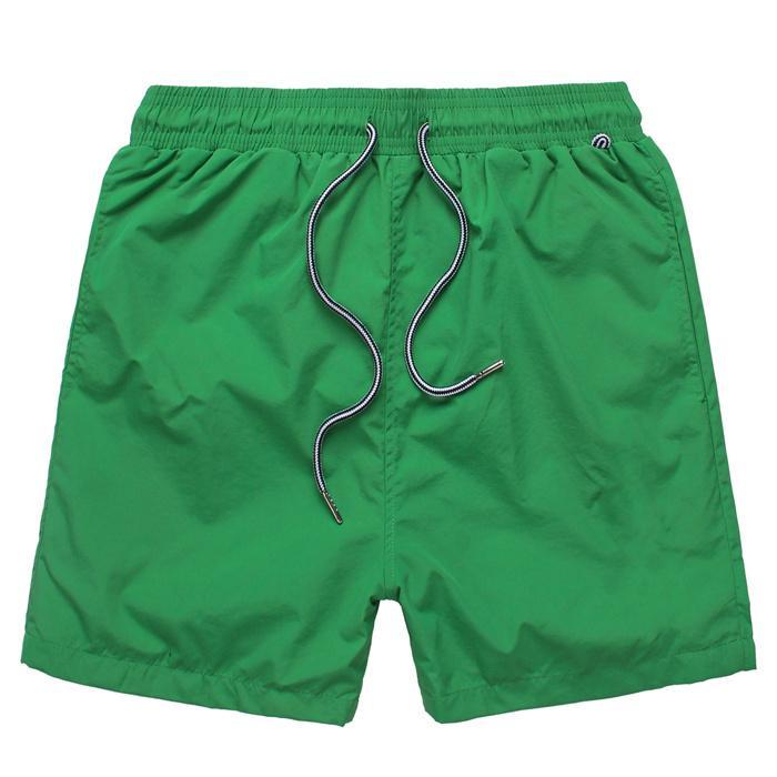 lauren ralph polo Ralph lauren 새로운 여름 큰 말 스타일의 색상 수영 반바지 유기농 면화 탄성 허리 남성의 해변 바지를 바느질 폴로 반바지 남성의 서핑 뜨거운 판매