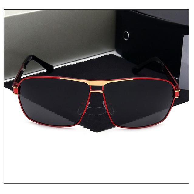 Fashion Men HD Polarized Sunglasses Brand Mercedes glasses Eyewear lentes de sol mujer Driving Glasses Oculos De Sol 722