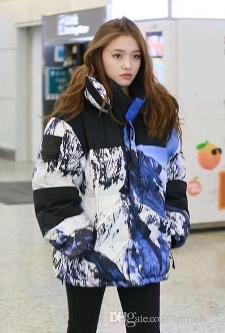 방수 블루 마운틴 다운 코트 마운틴 발 토로 재킷 17AW 스노우 마운틴 재킷 자켓