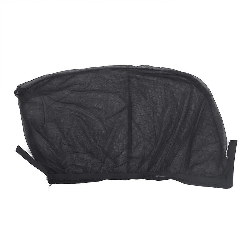 2шт Шелковый полиэстер солнцезащитный козырек протектор окна солнцезащитный козырек автомобиля прочный универсальный щит