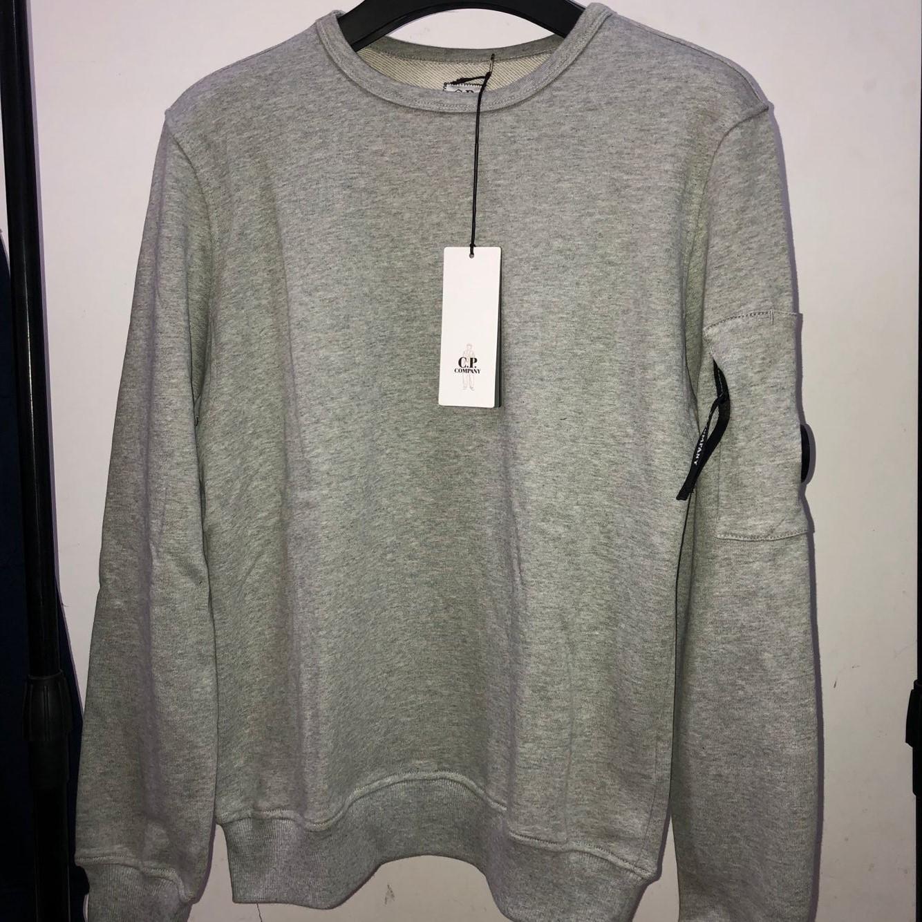New C.P. Mens Marke Sweatshirts Firmen Designer Pullover Frauen Hoodies beiläufige Art und Weise Bluse Hiphop Street Luxury Strickjacke O Ansatz B103434L