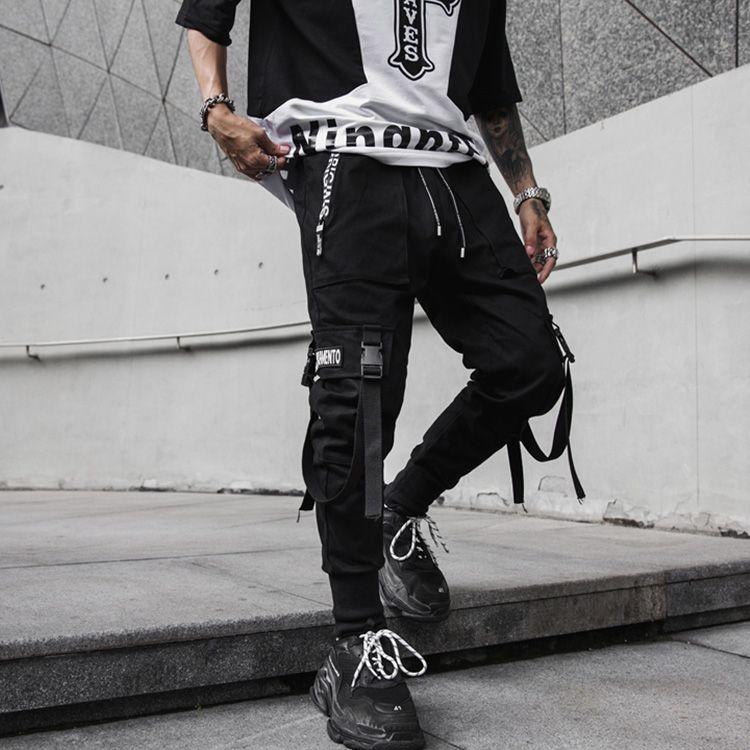 Mens Fashion Casual 2020 Letter Calças Packet alta qualidade Jogger Sweatpants New Chegada do esporte que funciona Pants Top Hot Sell