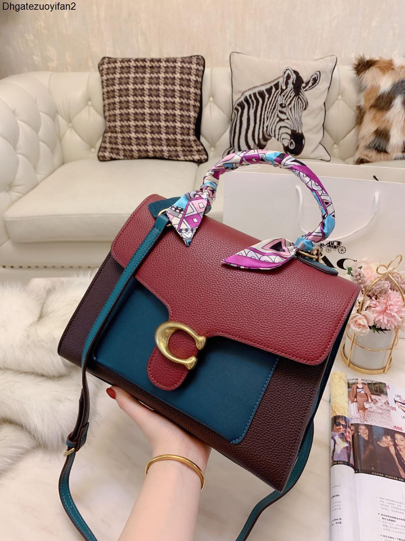 Free shipping 2020 Shoulder Bag Exquisite vera pelle di vendita calde delle donne del sacchetto di frizione delle donne design originale borsa SDX00369
