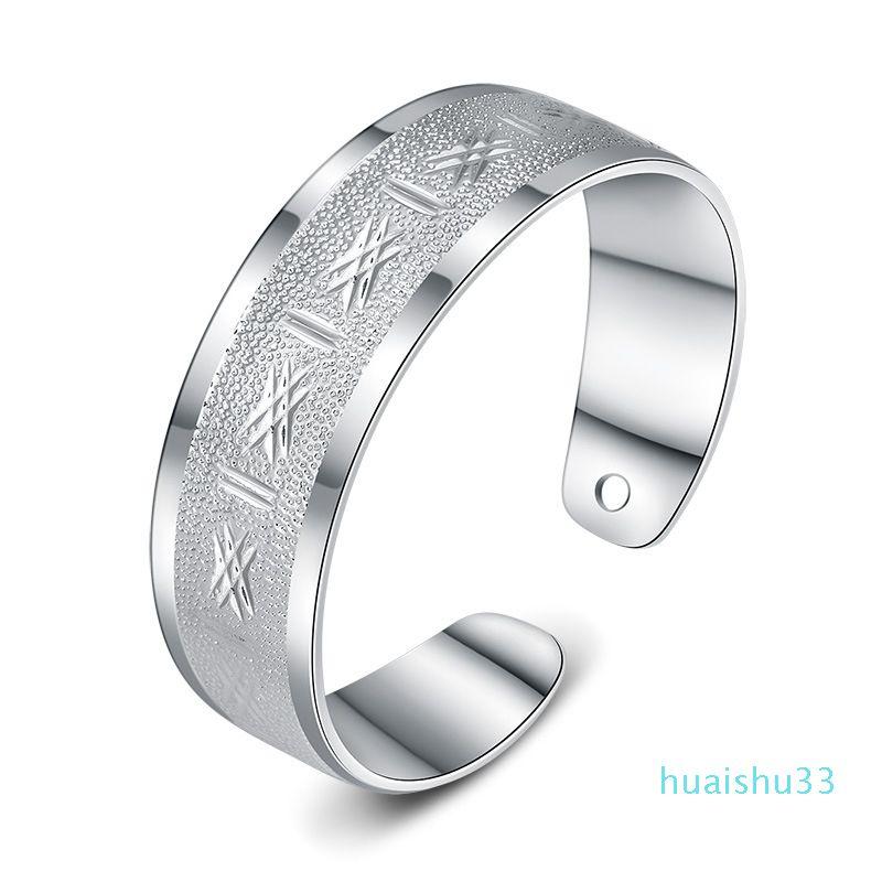 2020 Designer-Charms Novo Design pulseira S Para Hip Hop Mulheres elegante Pulseira Estilo Moda ajustável jóias simples flor