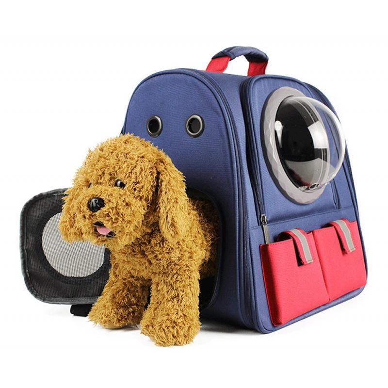 Backpack Bag Backpack Cat Dogs Carrier Carrier Oxford For Travel Pet Outdoor Bag Pet Portable Dog Portable Dog Supplies Bugks