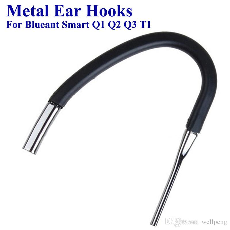 Металлические ушные крючки для Blueant Smart Q1 Q2 Q3 T1 Bluetooth-гарнитура Ушные петли Зажимы Зажимы для ушей Зажимы для ушей Зажим