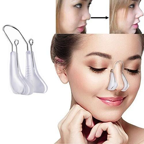 Nose UP Japan Silicone Lifting Shaping Clipper Bridge Straightening Beauty Clip