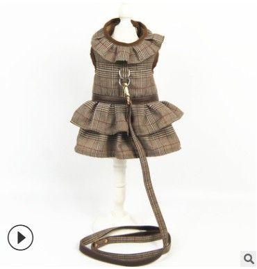 Дизайнер одежды для домашних животных 2020 новый тяговый жилет одежда для домашних животных бесплатная доставка 040704-2