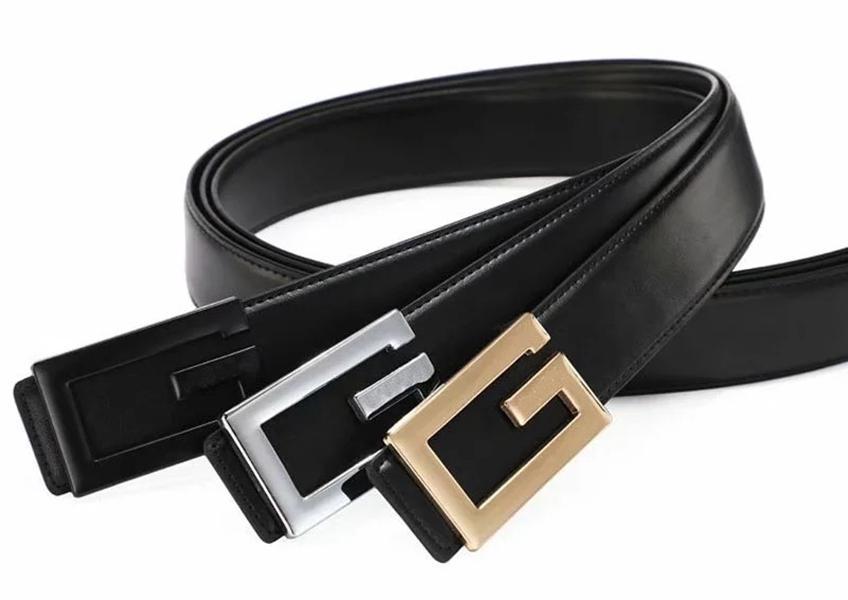 ceintures mâles pour hommes nouvelles ceintures Designer boucle de mode pour hommes en cuir de vache véritable ceinture homme luxe