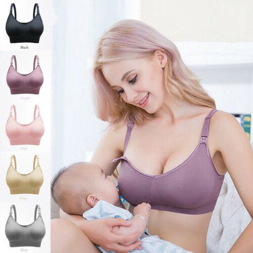 2021 New Maternity Nursing Bra Cotton Underwired Breastfeeding Bras Baby Feeding Soft Wire Free Tube Tops Plus Size From Wanghongmei8888 7 65 Dhgate Com