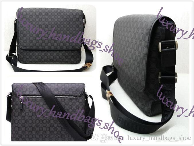 Sıcak Klasik moda erkek messenger çanta çapraz vücut çanta okul bookbag toz torbası ile gerektiği