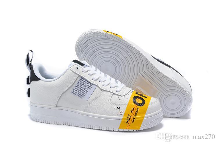 nike air force off white blancas