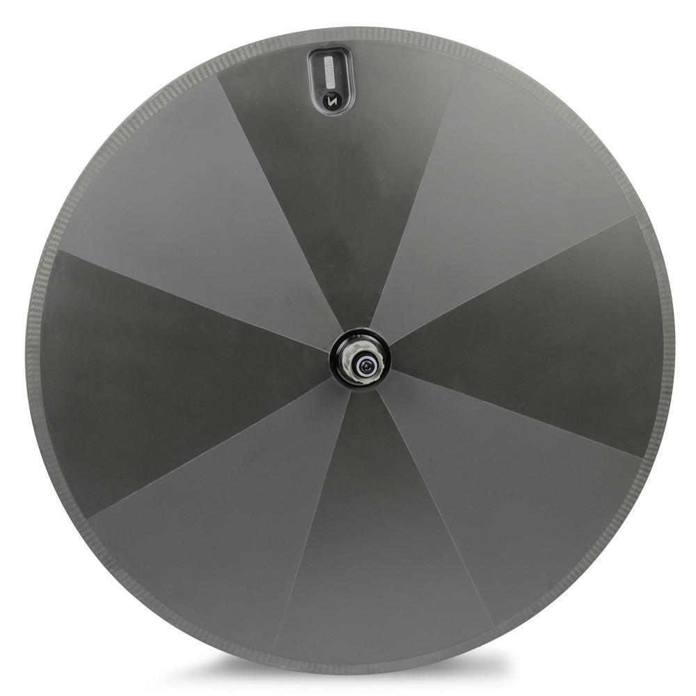 1050g Super Light Weight full carbon disc wheels clincher tubular for road bike Triathlon Time Track TT Bicycle carbon wheel