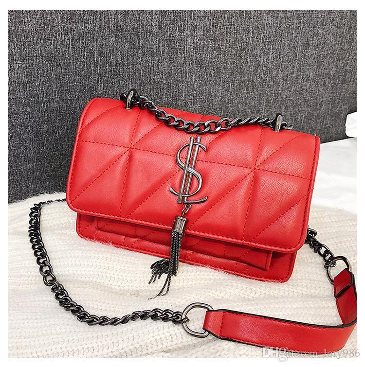 Kızlar İyi Kalite Çapraz ceset torbaları Bolsa Feminina Hecai // 11 için Ekose çantalar Çantalar Messenger Püskül Çanta