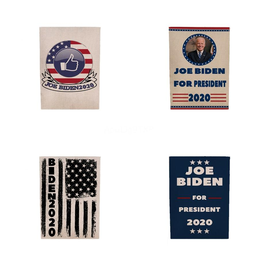 Decor 45 * 30cm Biden 8 Mantenha América cores grandes Banners Bandeira Bandeira Biden suspensão 3X5Ftk8Bu # 742